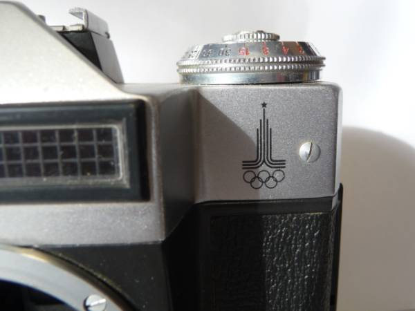 新品!Olympic オリンピック一眼レフゼニット Zenit-E #291B_画像1