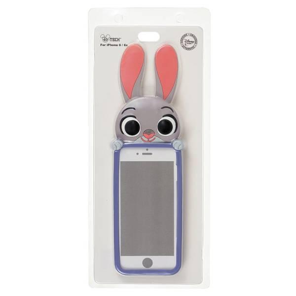 iPhone 6/6s用スマホケース・カバー ジュディ・ホップス のっかり ズートピア 定価以下 ディズニーグッズの画像