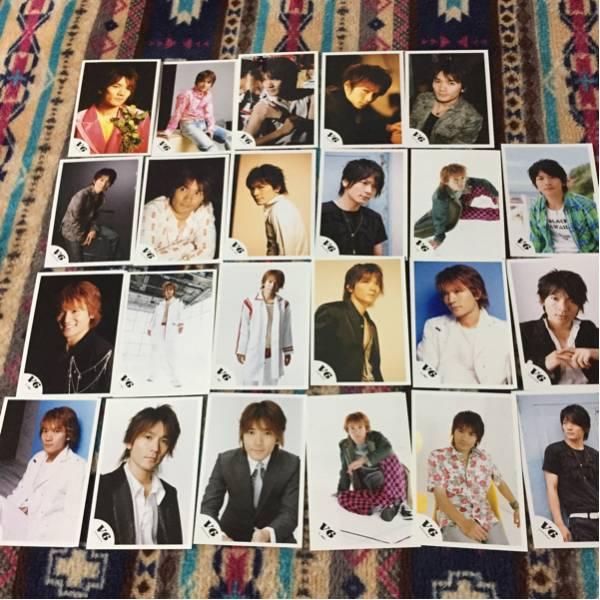 V6長野 公式写真23枚セット コンサートグッズの画像