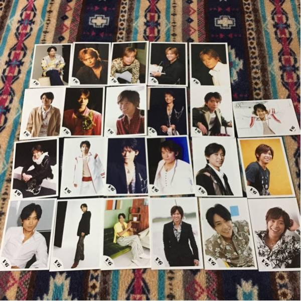 V6坂本 公式写真23枚セット コンサートグッズの画像