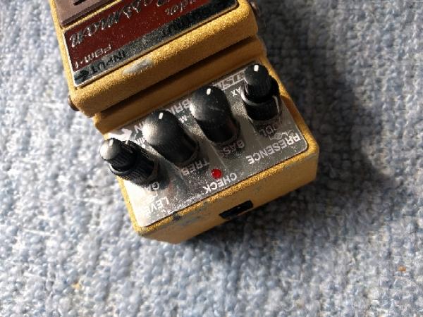 BOSS FBM-1 Fender ベースマン