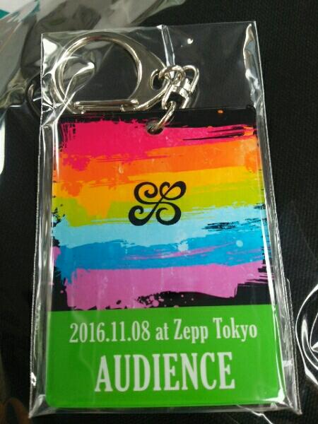 早い者勝ち!新品◆NMB 山本彩 ツアーキーホルダー Rainbow 東京会場限定