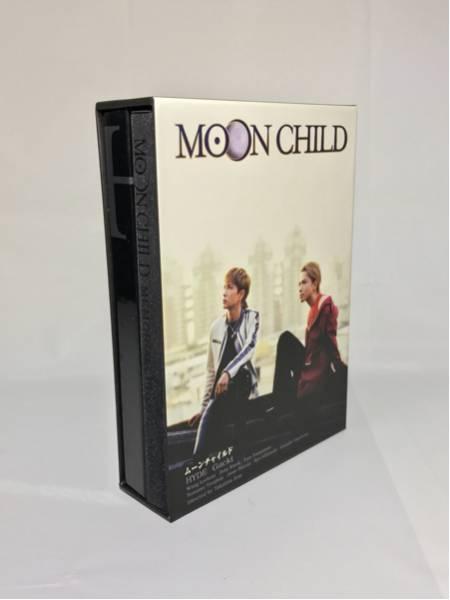 MOON CHILD 初回盤 DVD ハイド GACKT ガクト Hyde ライブグッズの画像