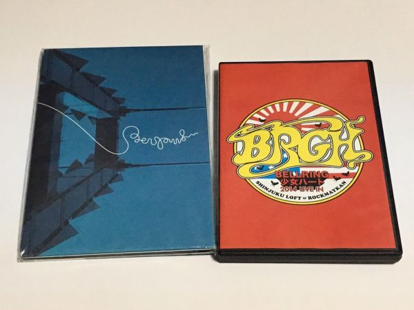 BELLRING少女ハート DVD+CDセット beyond SHINJUKU LOFT & ROCKMAYKAN ベルハー