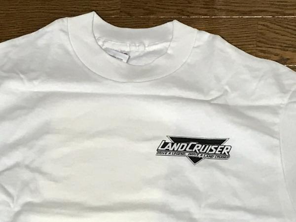 【激レア】ランドクルーザー40 Tシャツ_画像3