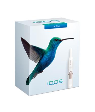 【新品未開封】 新型アイコス 2.4Plus ネイビー 【IQOS】_画像3