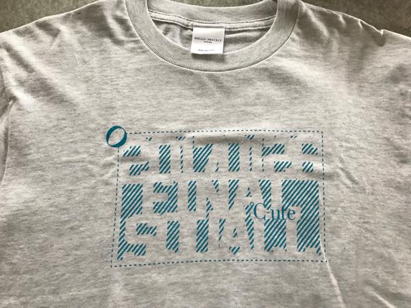 ℃-ute 限定Tシャツ ライブグッズの画像