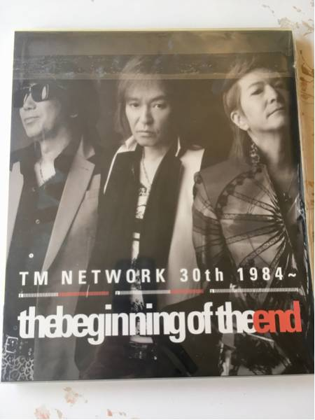 ◆TM NETWORK 30th 1984~ the beginning of the end ツアーパンフレット第一弾