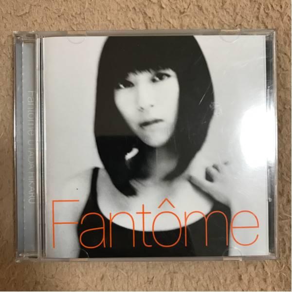 宇多田ヒカル Fantome アルバム ベスト CD ファントーム ① ライブグッズの画像