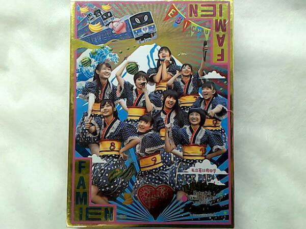 私立恵比寿中学 エビ中 夏のファミリー遠足(2013) DVD ライブグッズの画像