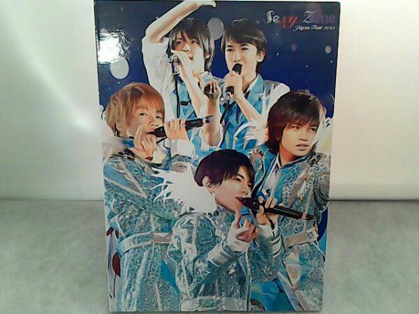 即決/Sexy Zone Japan Tour 2013 横浜アリーナ(初回/2DVD)