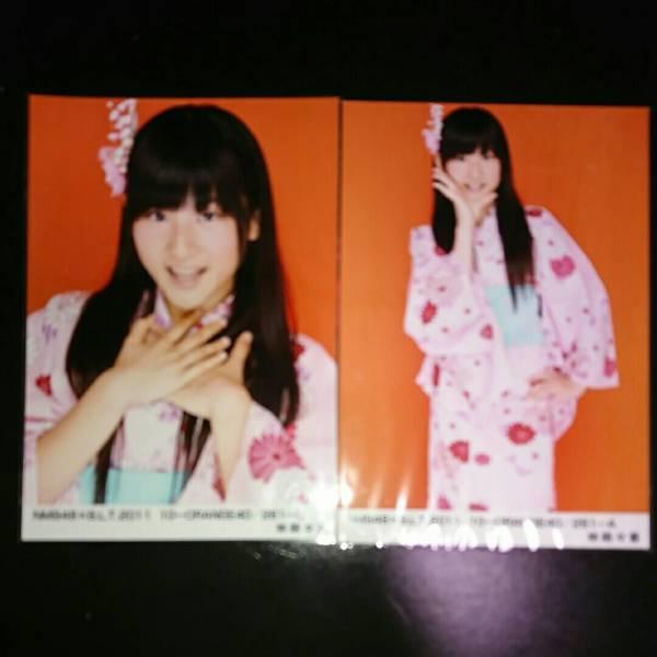 NMB48×BLT 2011 10‐ORANGE 林萌々香セミコンプAC