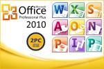 ◆【2PC認証用】Office 2010 ProfessionalPlus◆正規プロダクトキー(エクセル|ワード|アクセス|パワーポイント)◆オンライン認証