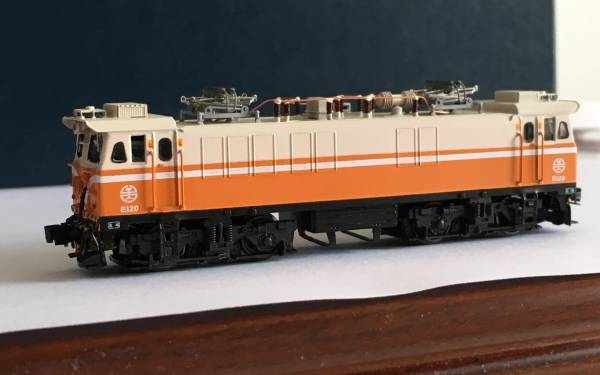 MASA TRAINSLINE 真鍮 台湾鉄路 GE E100 電気機関車