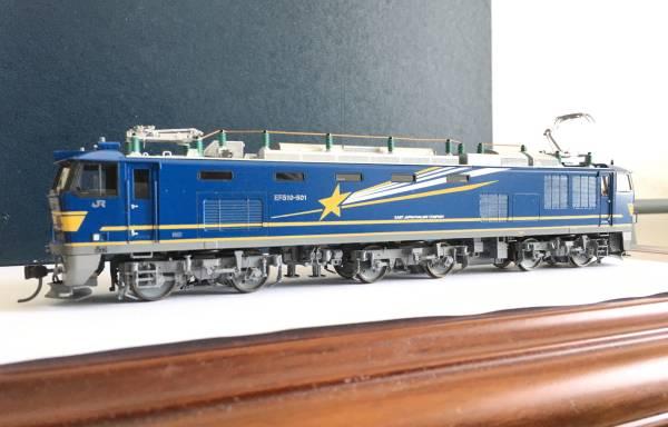 天賞堂 EF510形電気機関車 北斗星色501号機 品番12044