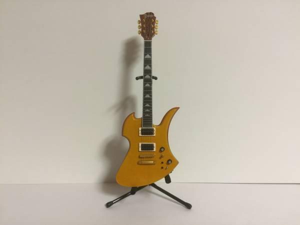 hideギターコレクション Burny MG-LD レモンドロップ