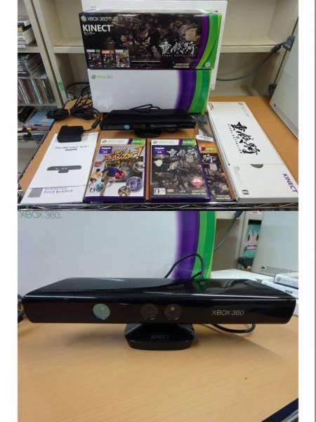 FG780)Xbox 360 Kinect センサー 重鉄騎 アドベンチャー 同梱版 外箱有り_画像1