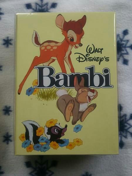 ユニクロ WOMAN ディズニー ポスターアートコレクション グラフィックT(ピンバッジ付き・半袖)サイズ XL バンビ UNIQLO Bambi