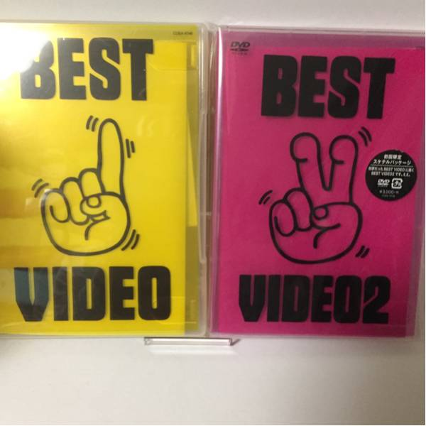 美品DVD2枚/木村カエラ/BEST VIDEO /BEST VIDEO2 ライブグッズの画像