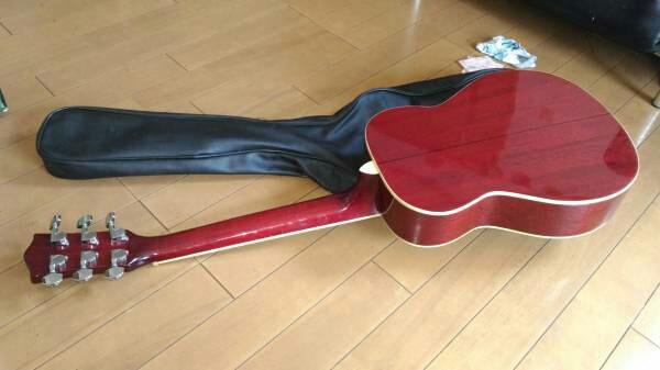 中古フォークギター