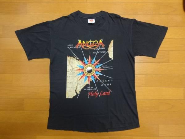 ANGRA Tシャツ Holy Land アングラ サイズL
