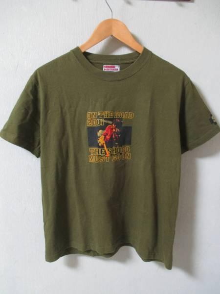 浜田省吾 '01ON THE ROAD Tシャツ