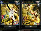 (MVP2人セット)NBAドリームチーム EX アレン・アイバーソン カリーム・アブドゥル ジャバー 未覚醒