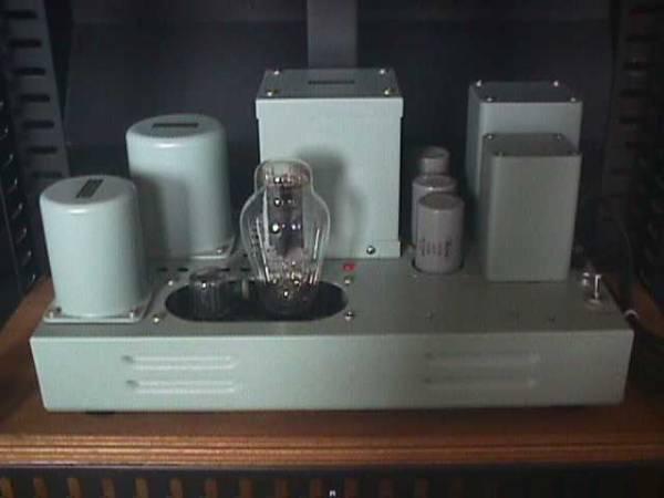 カンノ製作所 300B-MN パワーアンプ