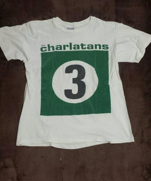 激レア ヴィンテージ THE CHARLATANS Tシャツ シャーラタンズ ニルヴァーナ