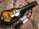 Hofner HCT500/1 CV ヘフナー ヴァイオリン ベース ポール マッカートニー キャバーン Beatles