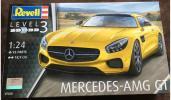 ★レベル 1/24メルセデス AMG GT