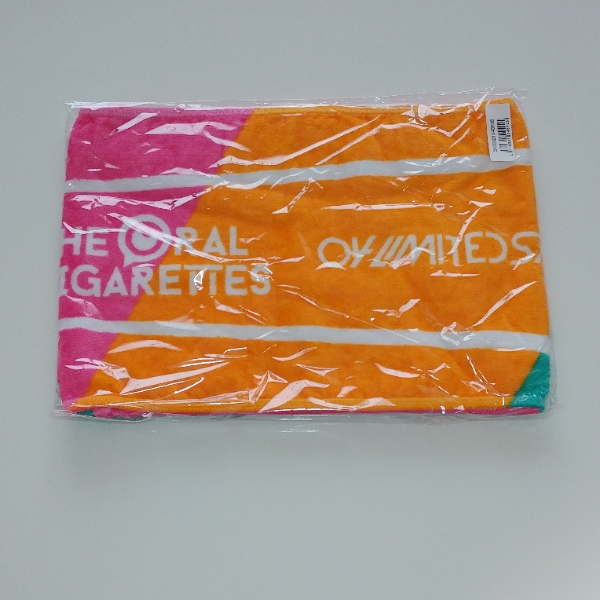 新品★ONAKAMA 2016 タオル 04 Limited Sazabys Blue Encount THE ORAL CIGARETTES