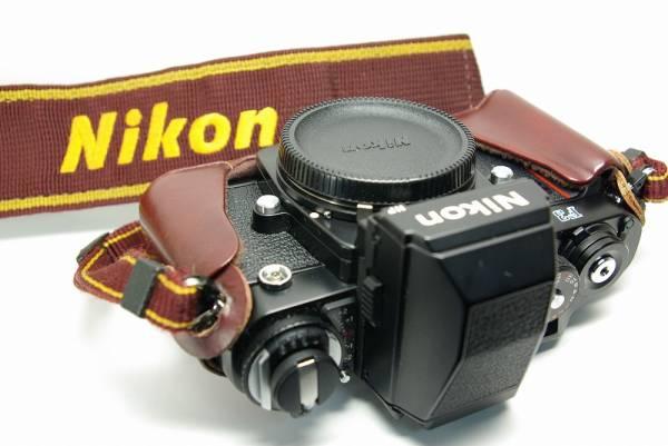 NIKON F3 (防湿庫保管・美品・動作OKです。)