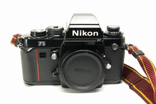 NIKON F3 (防湿庫保管・美品・動作OKです。)_画像2