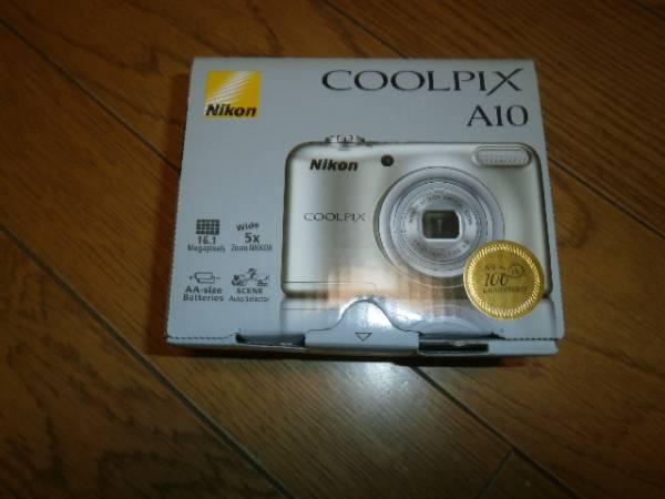 ★★NikonデジタルカメラCOOLPIX A10(^^♪