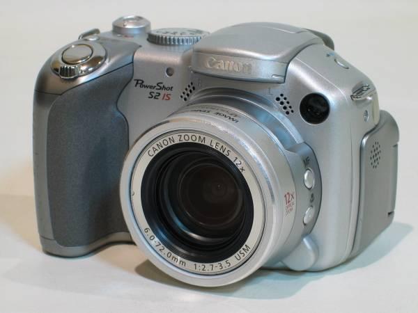 即決! 単三電池仕様 Canon PowerShot S2 IS
