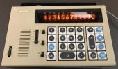 希少!SANYO/サンヨー ニキシー管 初期の電卓ICC-1213名機 稼働品