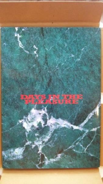 B'z ビーズ LIVE GYM Pleasure '91 DAYS IN THE PLEASURE 写真集