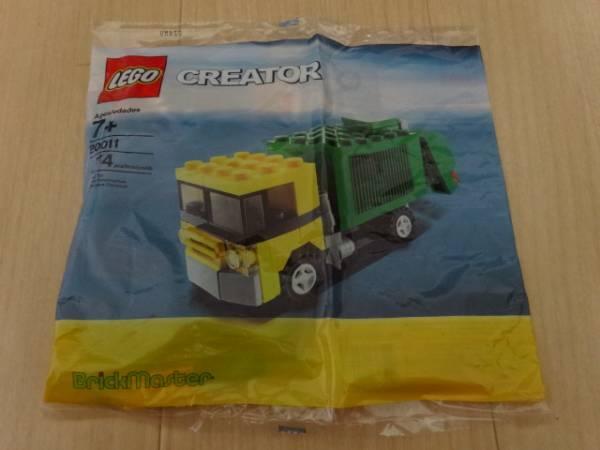 レゴ クリエイター LEGO CREATOR 20011 ゴミ収集車_画像1