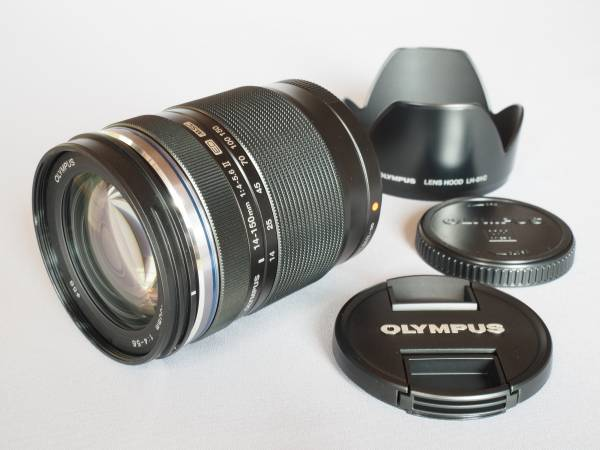 超美品■OLYMPUS■M.ZUIKO DIGITAL ED 14-150mm F4.0-5.6 II■オリンパス