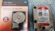 ■■WD Red NAS WD30EFRX 3.5inch