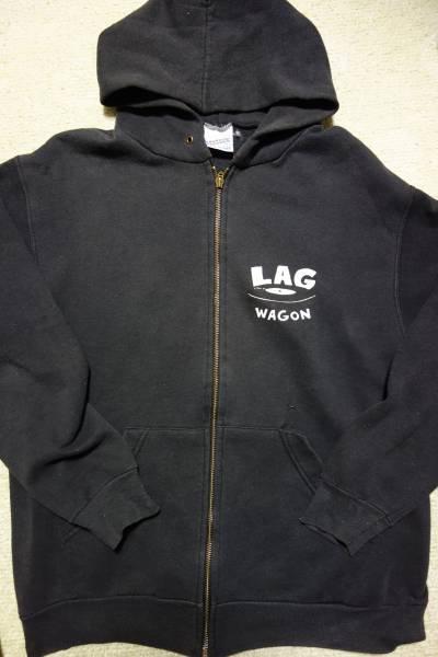 LAGWAGON パーカー Mサイズ/NOFX STRUNG OUT FAT WRECK ハイスタ