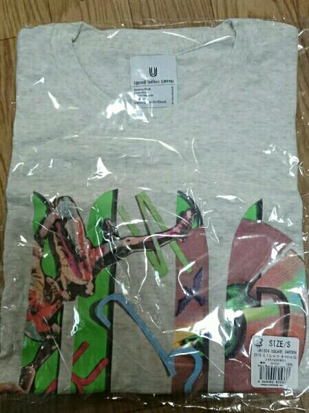 UNISON SQUARE GARDEN Tシャツ 2016年春 新品未開封 ライブグッズの画像