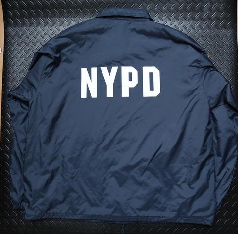 【送料無料】実物 旧型NYPDレイドジャケット XLサイズ 美品 LE装備 POLICE装備_画像2