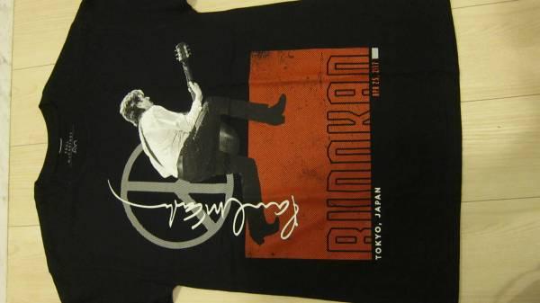 ポールマッカートニー 武道館 限定 Tシャツ 黒 BUDOUKAN SPILIT ビートルズ ライブグッズの画像