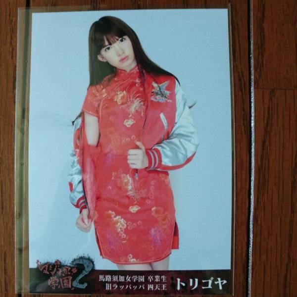 AKB マジすか学園 DVD 封入 特典 生写真 小嶋陽菜