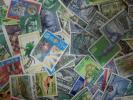 【大量・おまとめ】外国切手(スリランカ切手)使用済585枚