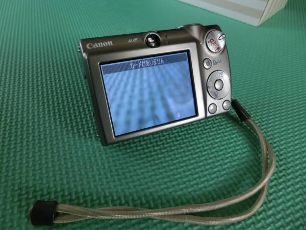 ★キャノン デジタルカメラ Canon IXY DIGITAL 900iS  USED美品 ★