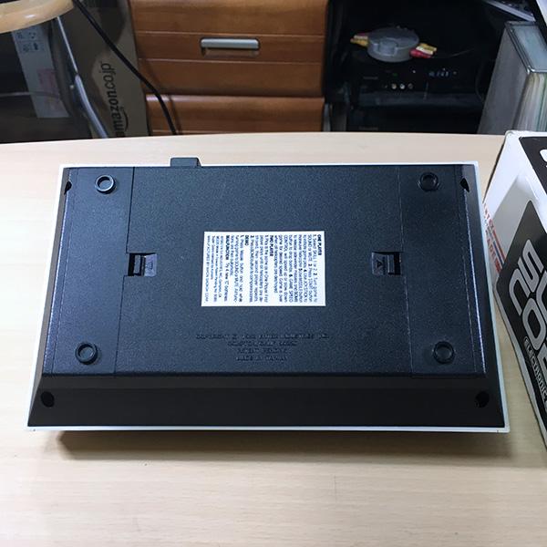 【日本未発売】SUPER COBRA Entex 箱あり LSIゲーム 電子ゲーム FLゲーム 1982年製 スーパーコブラ コナミ ゲームウォッチ 超希少品 美品_画像2