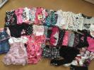1円~□80~90サイズ 女の子用ベビー服・靴下など38点セット 大量